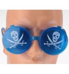 """Очки """"Пиратские открывающиеся"""" купить в интернет магазине подарков ПраздникШоп"""