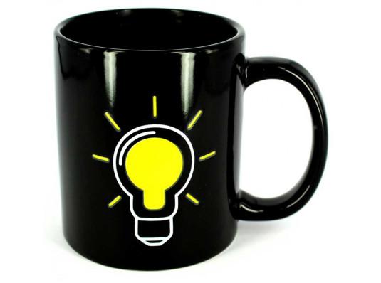 """Чашка """"Лампочка"""" купить в интернет магазине подарков ПраздникШоп"""