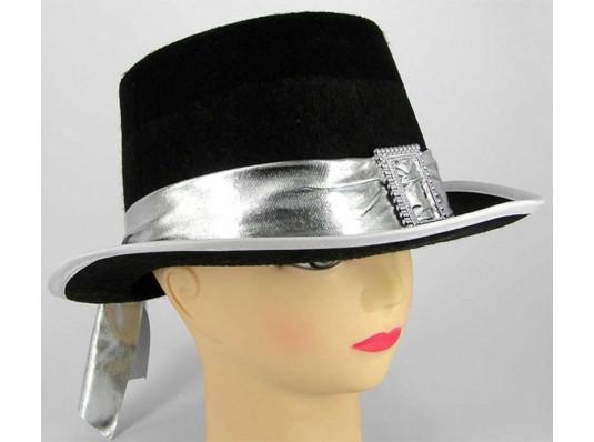 Шляпа с медальоном и лентой купить в интернет магазине подарков ПраздникШоп