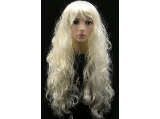"""Парик """"Блонд"""" мега-длинный ( 90 см ) купить в интернет магазине подарков ПраздникШоп"""