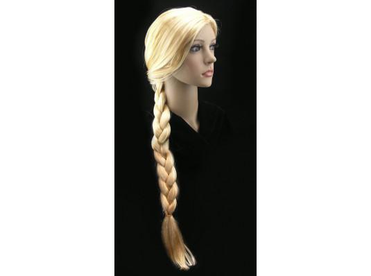 """Парик """"Одна коса"""" 90 см ( блонд ) купить в интернет магазине подарков ПраздникШоп"""