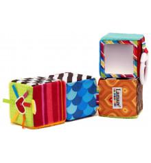 Развивающая игрушка для малышей Яркие кубики купить в интернет магазине подарков ПраздникШоп