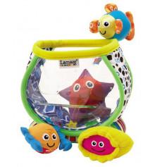 Развивающая игрушка для малышей Аквариум с рыбками купить в интернет магазине подарков ПраздникШоп