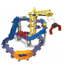 Железная дорога «Приключения Брюстера на строительной площадке» купить в интернет магазине подарков ПраздникШоп