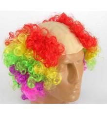 """Парик """"Клоун с лысиной"""" купить в интернет магазине подарков ПраздникШоп"""