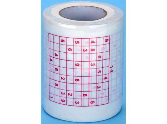Туалетная бумага судоку купить в интернет магазине подарков ПраздникШоп