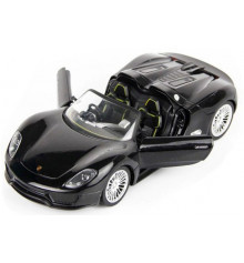 Машинка р/у 1:24 Meizhi лиценз. Porsche 918 металлическая купить в интернет магазине подарков ПраздникШоп