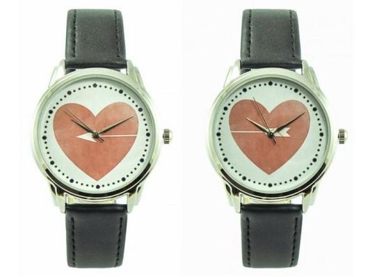 """Наручные часы """"Часы для влюбленных"""" купить в интернет магазине подарков ПраздникШоп"""
