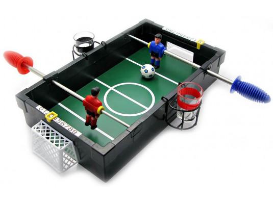 Футбол с рюмками купить в интернет магазине подарков ПраздникШоп