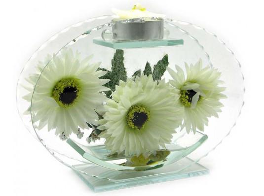 Цветок в стекле №1 купить в интернет магазине подарков ПраздникШоп