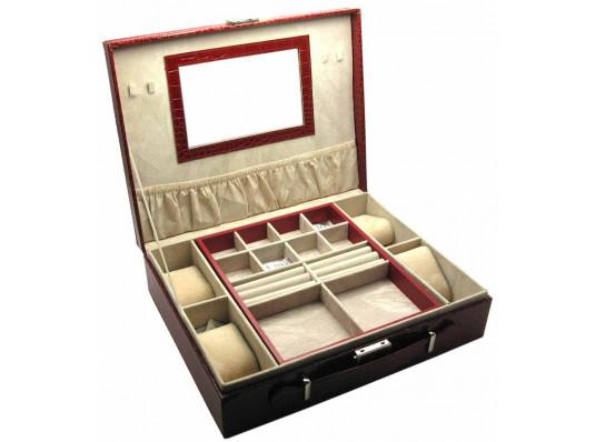 Шкатулка для бижутерии №12 купить в интернет магазине подарков ПраздникШоп