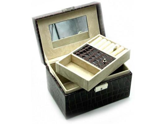 Шкатулка для бижутерии №14 купить в интернет магазине подарков ПраздникШоп