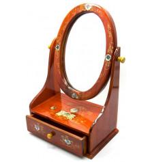 Шкатулка с зеркалом №1 купить в интернет магазине подарков ПраздникШоп