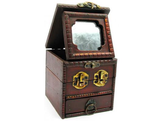 Шкатулка с зеркалом №4 купить в интернет магазине подарков ПраздникШоп