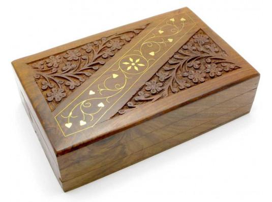 Шкатулка с секретом №2 купить в интернет магазине подарков ПраздникШоп