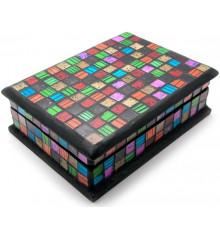 Шкатулка для украшений мозаичная №2 купить в интернет магазине подарков ПраздникШоп