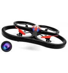 Квадрокоптер большой р/у WL Toys Cyclone 2 V333 с камерой 2.4GHz купить в интернет магазине подарков ПраздникШоп