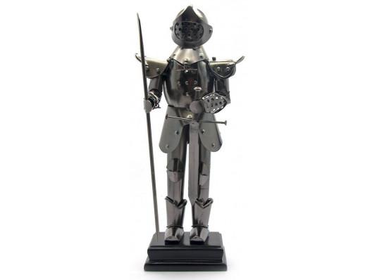 """Техно-арт статуэтка """"Рыцарь"""" №1 купить в интернет магазине подарков ПраздникШоп"""