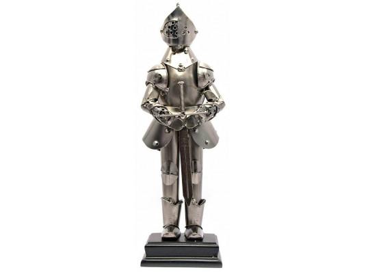"""Техно-арт статуэтка """"Рыцарь"""" №2 купить в интернет магазине подарков ПраздникШоп"""