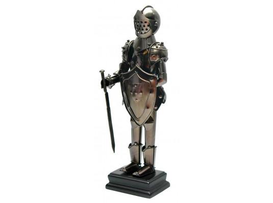 """Техно-арт статуэтка """"Рыцарь"""" №3 купить в интернет магазине подарков ПраздникШоп"""