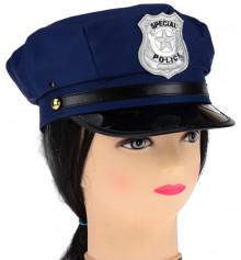 """Фуражка """"Police"""" синий цвет купить в интернет магазине подарков ПраздникШоп"""