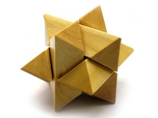 Головоломка деревянная купить в интернет магазине подарков ПраздникШоп