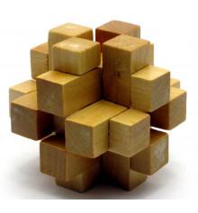 """Головоломка деревянная """"Куб"""" маленький купить в интернет магазине подарков ПраздникШоп"""