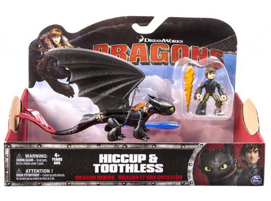 Иккинг и дракон Беззубик купить в интернет магазине подарков ПраздникШоп