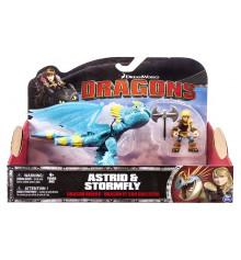 Астрид и дракон Громгильда купить в интернет магазине подарков ПраздникШоп