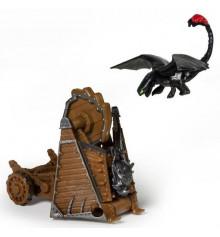 Дракон Беззубик с боевой машиной Драго купить в интернет магазине подарков ПраздникШоп