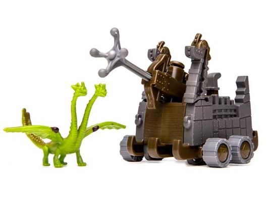 Дракон Вепрь и Барс с боевой машиной купить в интернет магазине подарков ПраздникШоп