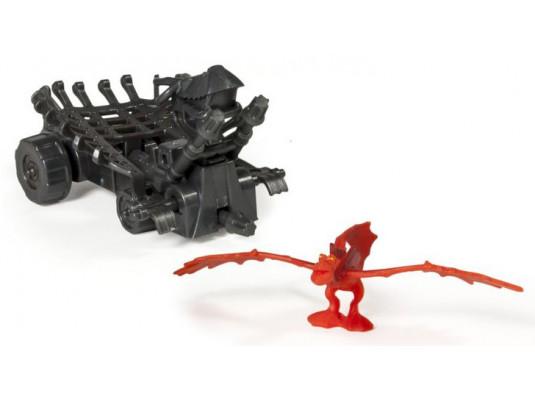 Дракон Кривоклык с боевой машиной купить в интернет магазине подарков ПраздникШоп