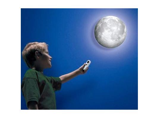 """Ночник """"Лунные фазы"""" с пультом ду (healing moon) купить в интернет магазине подарков ПраздникШоп"""