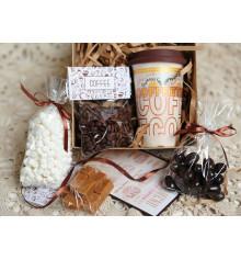 Подарочный набор « Coffee Aroma» купить в интернет магазине подарков ПраздникШоп