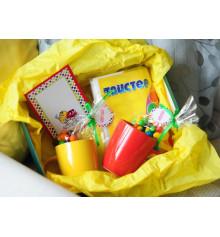 Подарочный набор «Веселый M&M's» купить в интернет магазине подарков ПраздникШоп