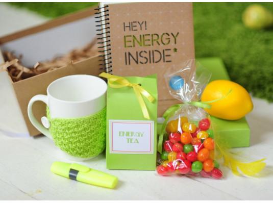 Подарочный набор «Spring Energy» купить в интернет магазине подарков ПраздникШоп