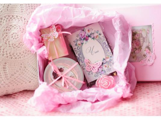 Подарочный набор «Будуар» купить в интернет магазине подарков ПраздникШоп