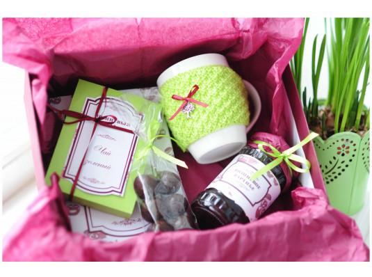 Подарочный набор «Вишневый сад» купить в интернет магазине подарков ПраздникШоп