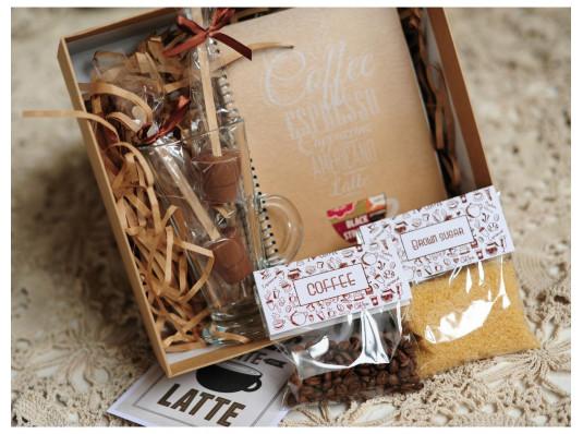 Подарочный набор «Латэ» купить в интернет магазине подарков ПраздникШоп