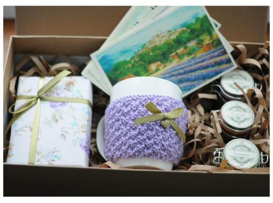 Подарочный набор «Завтрак в Провансе» купить в интернет магазине подарков ПраздникШоп