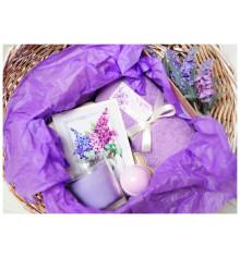 Подарочный набор «Сирень» купить в интернет магазине подарков ПраздникШоп