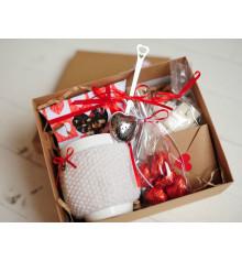 "Подарочный набор ""Від серця до серця"" купить в интернет магазине подарков ПраздникШоп"