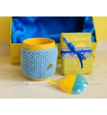 """Подарочный набор """"Love Ukraine"""" купить в интернет магазине подарков ПраздникШоп"""