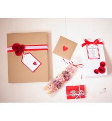 """Подарочный набор """"Чай приворотный"""" купить в интернет магазине подарков ПраздникШоп"""