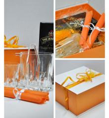 """Подарочный набор """"Виски D'lux"""" купить в интернет магазине подарков ПраздникШоп"""