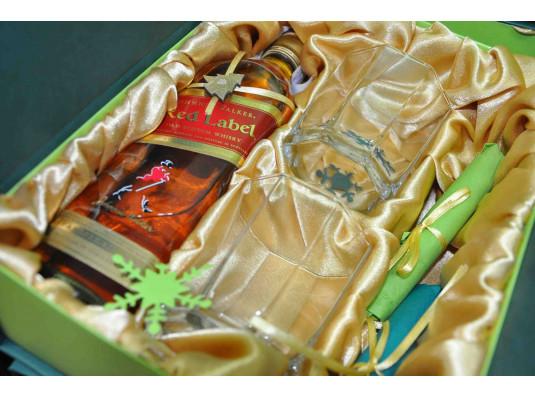 """Подарочный набор """"Виски Duos"""" купить в интернет магазине подарков ПраздникШоп"""
