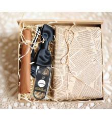 """Подарочный набор """"Mustache"""" купить в интернет магазине подарков ПраздникШоп"""
