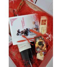 """Подарочный набор """"Глинтвейн D'lux"""" купить в интернет магазине подарков ПраздникШоп"""