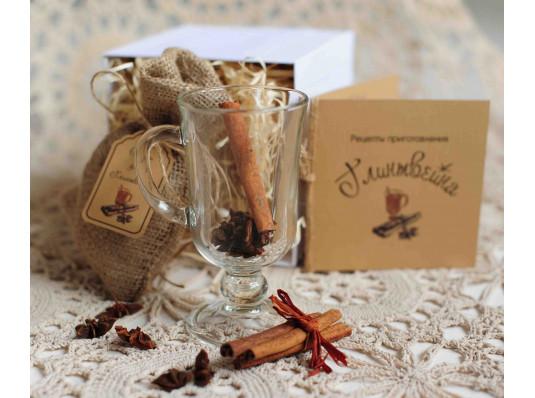 """Подарочный набор """"Глинтвейн Light"""" купить в интернет магазине подарков ПраздникШоп"""