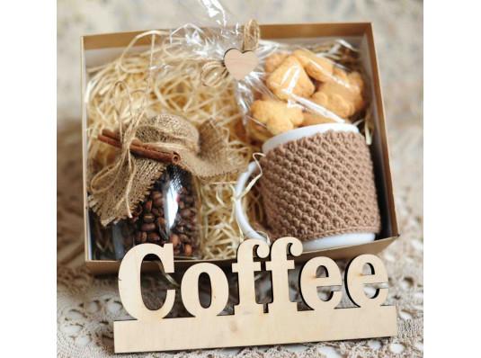 """Подарочный набор """"Coffee"""" купить в интернет магазине подарков ПраздникШоп"""